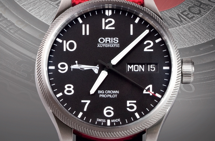 "Oris Big Crown ProPilot ""Żelazny"""