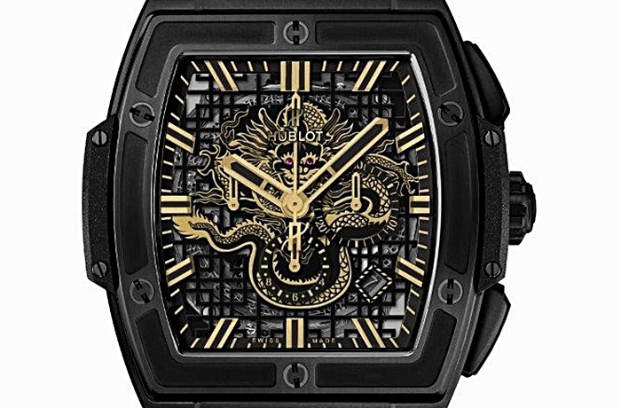 "HUBLOT – ""Spirit of Big Bang"" w hołdzie dla Bruce'a Lee"