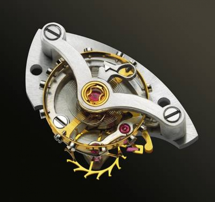 2005 - Interchangeable Moser escapement module