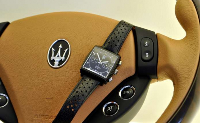 Test: TAG Heuer Monaco Calibre 12 Automatic Chronograph ACM Edition