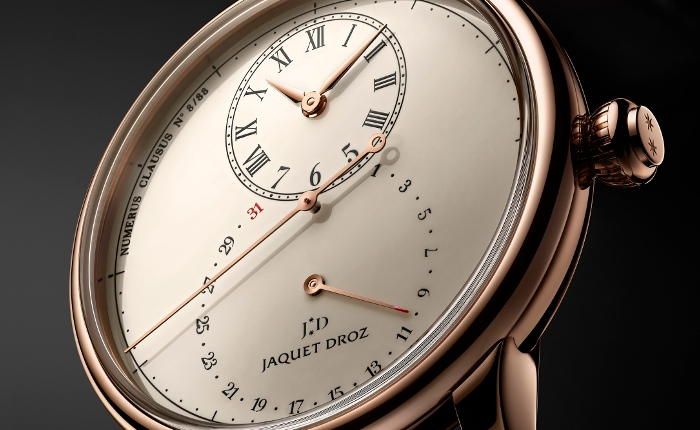 Jaquet Droz  - The Grande Seconde Deadbeat
