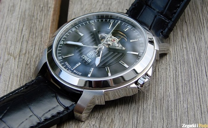Testujemy: COVER CoA10 Watchmaker Limited Edition
