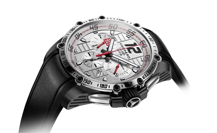 Chopard - Superfast Chrono Porsche 919 Only Watch 2015