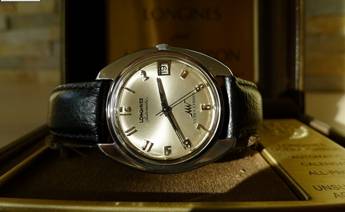 Zegarki Vintage: LONGINES Ultra-Chron – legendarny Hi-beat !