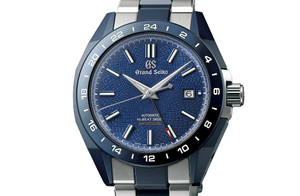 "Grand Seiko - Blue Ceramic Hi-Beat GMT ""Special"" Limited Edition"