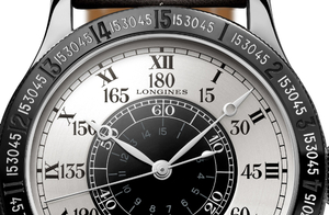 LONGINES The Lindbergh Hour Angle Watch 90th Anniversary