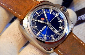 Video recenzja: RADO HyperChrome 1616 Automatic XL Limited Edition
