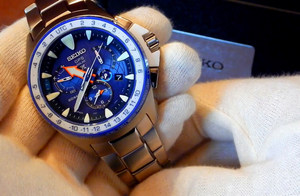 Video recenzja: SEIKO Prospex Marinemaster GPS Solar Dual-Time Limited Edition