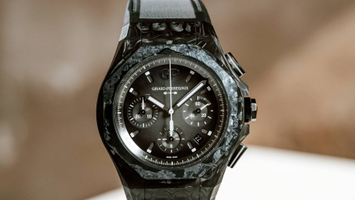 GIRARD-PERREGAUX – Laureato Absolute Crystal Rock