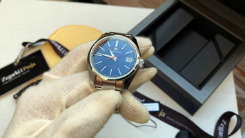 Video recenzja: GRAND SEIKO Heritage Collection Hi-Beat Limited Edition