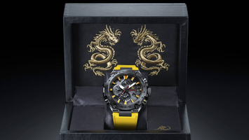 G-SHOCK MR-G x Bruce Lee – wejście Smoka!
