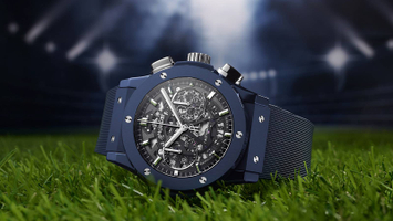 HUBLOT Aerofusion Chronograph UEFA Champions League