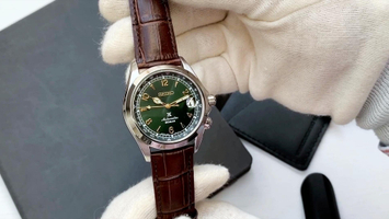 Video recenzja: SEIKO Prospex Alpinist Automatic (SPB 121J1)