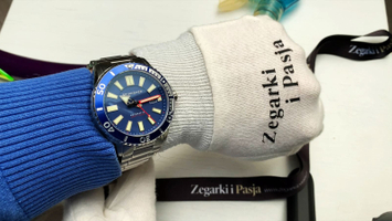 Video recenzja: SPINNAKER Amalfi Diver Automatic
