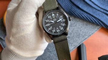 Video recenzja: ORIENT Sports Flights Automatic