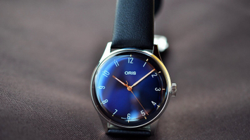 Recenzja: ORIS James Morrison AoM Limited Edition