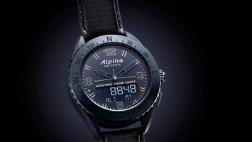 "ALPINA AlpinerX Space Edition – ""kosmiczny"" smartwatch"
