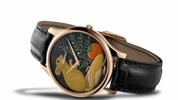 Chopard L.U.C XP Urushi Year of the Rat - 2020 rokiem Szczura