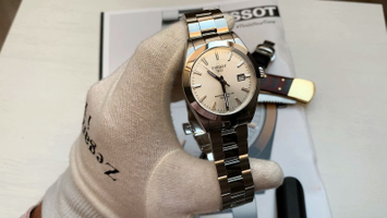 Video recenzja: TISSOT Gentleman Powermatic 80 Silicium