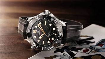 OMEGA Seamaster Diver 300M James Bond