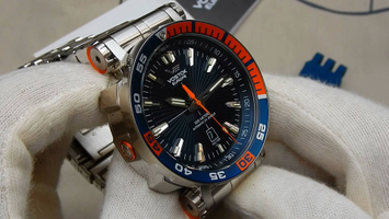 Video recenzja: Vostok Europe Energia 3 Rocket Automatic