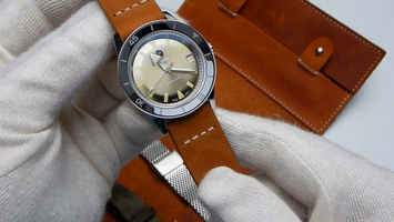 Video recenzja: RADO Tradition Captain Cook Automatic Limited Edition