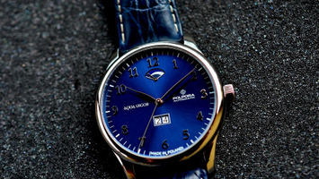 Recenzja: POLPORA Aqua Vigor Automatic Big-Date Power Reserve