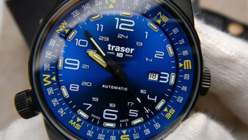 Video recenzja: TRASER P68 Pathfinder Automatic