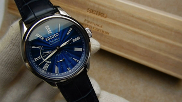 Video recenzja: SEIKO Presage Shippo Enamel Limited Edition