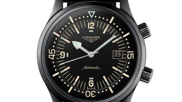 LONGINES – Legend Diver Black PVD