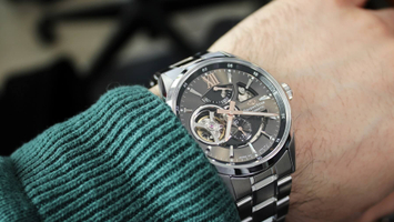 ORIENT STAR – Contemporary Modern Skeleton (Baselworld 2019, zdjęcia live)