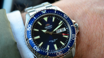 Recenzja: ORIENT Automatic Diving Sports MAKO III (RA-AA0002L19B)
