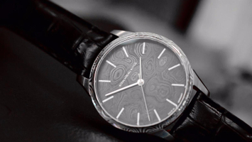 Schaumburg Watch – Purist Damast Automatic