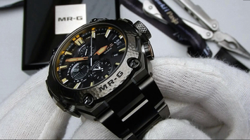 Video recenzja: G-SHOCK MR-G MRG-G2000HB