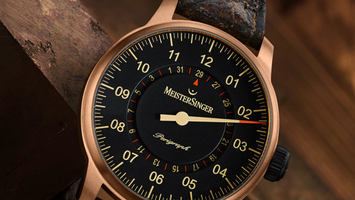 MeisterSinger - Perigraph Bronze 2018 Limited Edition