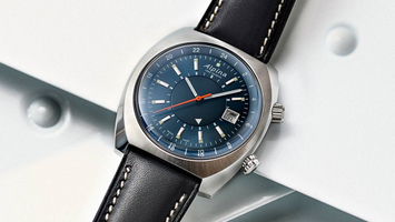 ALPINA - Startimer Pilot Heritage Automatic GMT