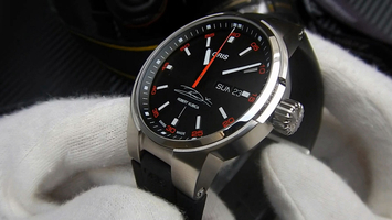Video recenzja: ORIS Robert Kubica Limited Edition
