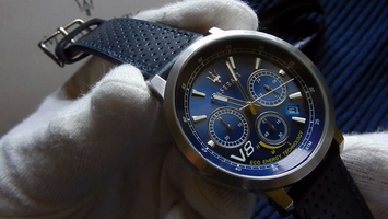 Video recenzja: Maserati Granturismo V8 EcoEnergy Chronograph