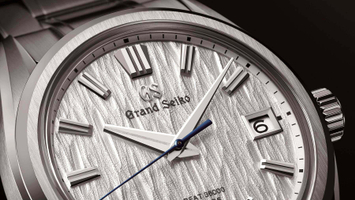"Grand Seiko Heritage Collection SLGH005 Hi-beat ""White birch"""