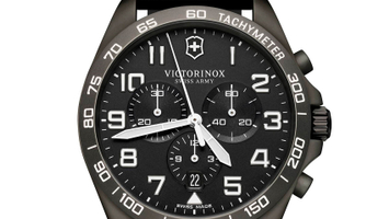 "VICTORINOX FieldForce Sport Chrono ""Black Ice"""