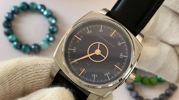 Video recenzja: SCHAUMBURG Watch Squarematic Loyalty