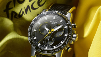 TISSOT Supersport Chrono i Chrono Tour de France Special Edition