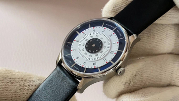 Video recenzja: SCHAUMBURG WATCH Classoco Cocktail Blue Lagune