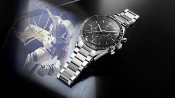 OMEGA - premiera modelu Moonwatch z mechanizmem 321