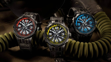 Perrelet Turbine Pilot Collection
