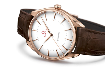 "OMEGA Seamaster - kolekcja ""Olympic Games Gold Collection"""