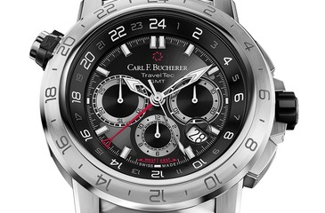 Carl F. Bucherer - Patravi TravelTec II