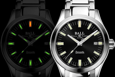 BALL Engineer M Marvelight Chronometer Automatic