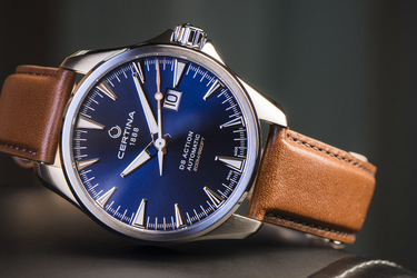 CERTINA DS Action Big Date Automatic - wyrazisty w każdym calu
