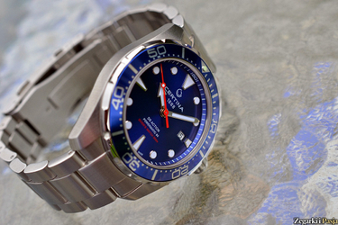 Recenzja: CERTINA DS Action Diver's Watch Powermatic 80